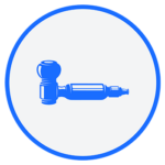 high5-circle-icons-blue-glass-pipes